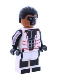 Mr Terrific - Custom Designed Minifigure